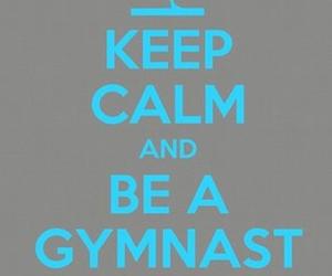 calm, gym, and gimnastic image