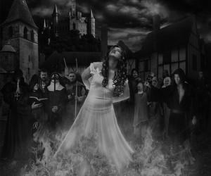 dark and cimetière image