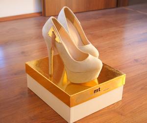 luxury, shoes, and shopaholic image