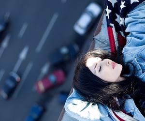 girl, usa, and america image
