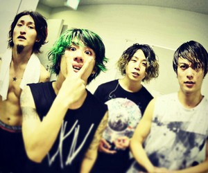 one ok rock, band, and japan image