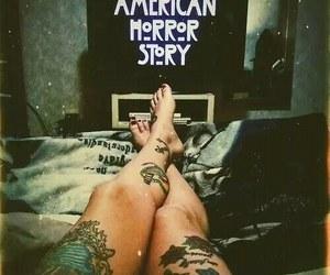 evan, tattos, and tv image
