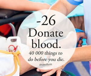 blood and donate image