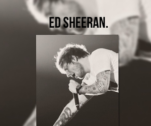 ed, music, and singer image