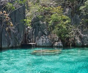 Philippines, summer, and nature image