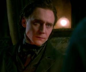 tom hiddleston and crimson peak image