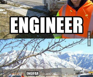 funny and engineer image