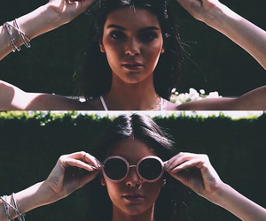 girl, jenner, and kendall jenner image