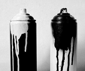 black, white, and black and white image