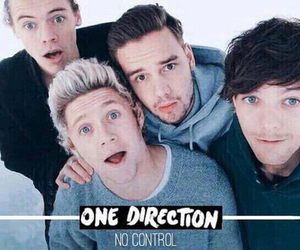one direction, four, and no control image