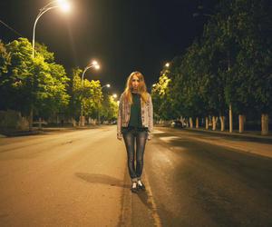 girl, pure, and street image