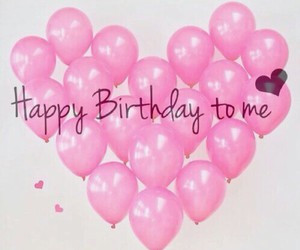 geil and happy birthday to me image
