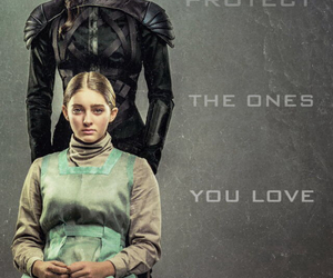 fanart, thg, and willow shields image