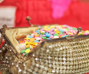 bag, colors, and decor image