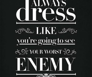 coco chanel, dress, and enemy image