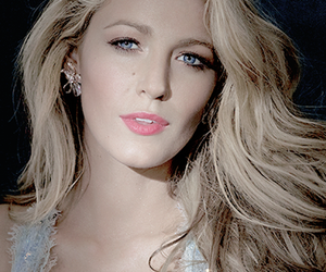 black, blake lively, and cool image