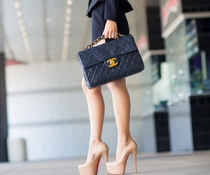 fashion, chanel, and bag image