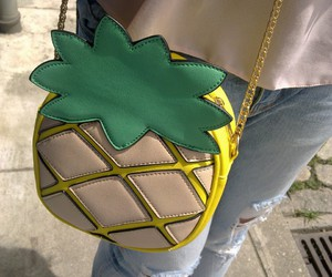 bag, fashion, and lovely image