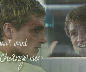 hunger games, josh hutcherson, and peeta mellark image