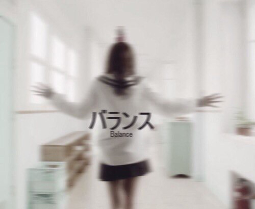 japan, balance, and girl image