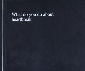 words, art, and heartbreak image