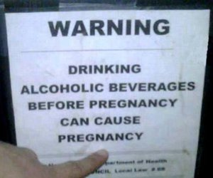 alcohol, drunk, and pregnancy image