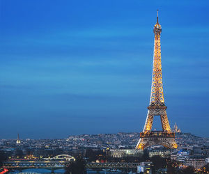 beautiful, eiffel tower, and perfect image