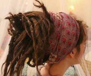 dreadlocks, lovely, and good vibes image