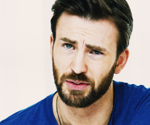 chris evans and Hot image