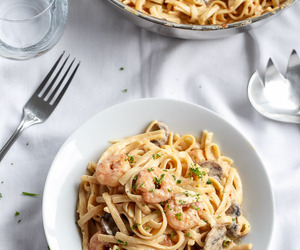 food, delicious, and shrimp image