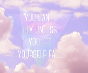 fly, motivation, and pastel image