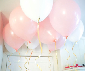 balloon, pink, and inspiration image