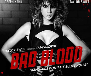 Taylor Swift, bad blood, and Catastrophe image