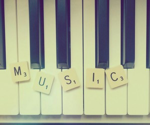Best, music, and piano image
