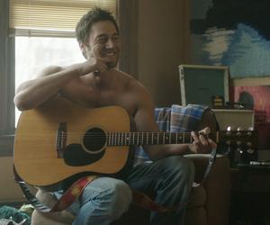 new movie, Ryan Eggold, and guitar hero image