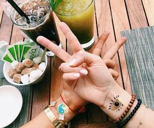 boho, jewelry, and summer image
