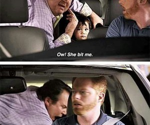 modern family, funny, and twilight image