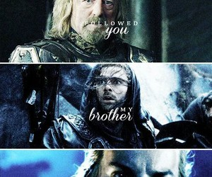 lord of the rings, epic quotes, and the hobbit image