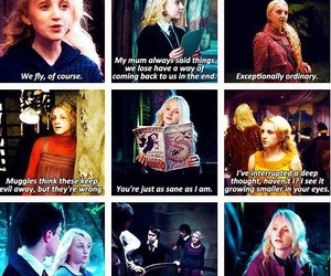 luna lovegood and ravenclaw image