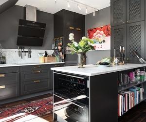 interior decor, interior design, and living room image
