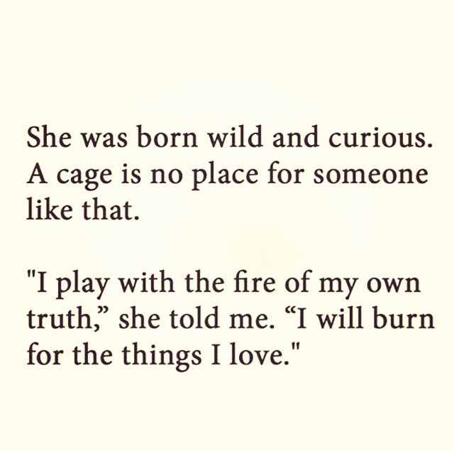 curious, quotes, and fire image