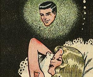 comic and retro image