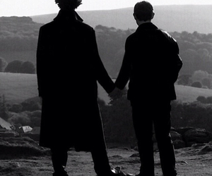 sherlock and johnlock image
