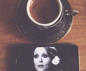 coffee and فيروز image