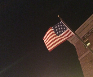 night, america, and star image