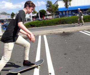 alternative, skateboarding, and guy image