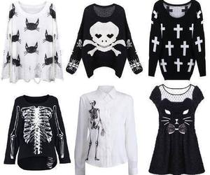 clothes and metalhead image