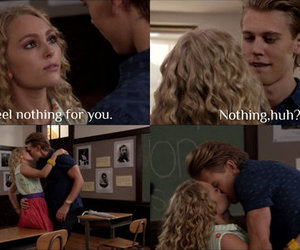 love, kiss, and the carrie diaries image