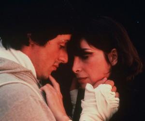 couple, rocky, and Rocky Balboa image