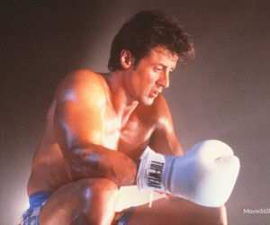 boxing, rocky, and Rocky Balboa image